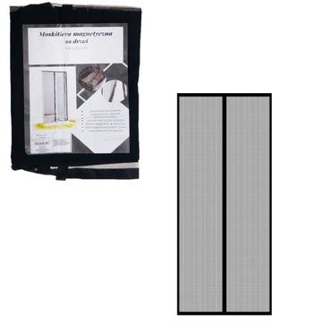 Дверная москитная сетка с магнитом 210х100