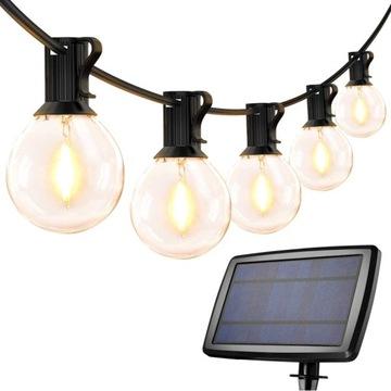 Гирлянды Солнечные фонари с садовой лампочкой на 10 светодиодов