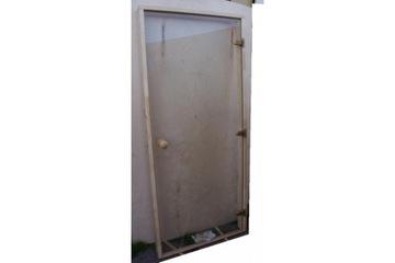 Двери для сауны осиновые Trend 89 x 199см прозрачные