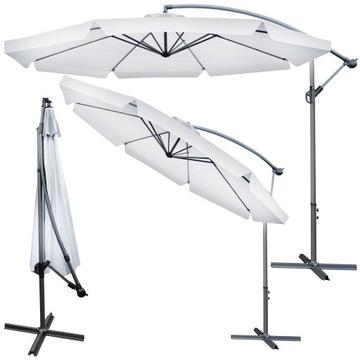 Складной садовый зонт на удлинителе XXL 350 см