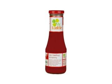 Лучший кетчуп! 258 г помидоров в 100 г BIO ECO