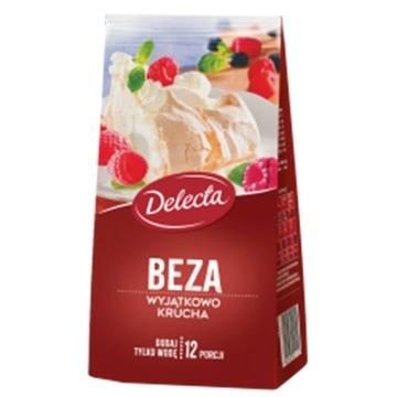 Торт Delecta Meringue Powder Cake 260гр