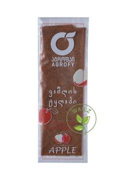 Тклапи из яблочного лаваша по-грузински - традиционное лакомство.