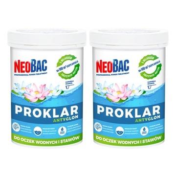 NeoBac PROKLAR сетчатые бактерии против водорослей Algae 1K