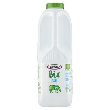 Piątnica Органическое молоко 1 л