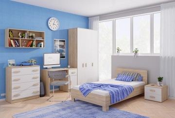 Набор мебели для детской комнаты, красочные ручки