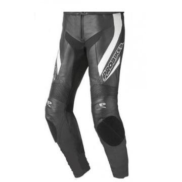 Штаны мотоциклетные спортивные кожа на motor lato, фото 1