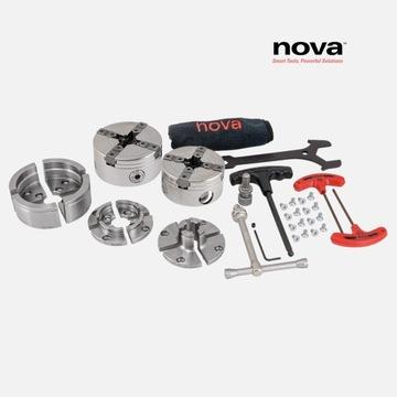 Двойной комплект токарных патронов NOVA M33x3.5
