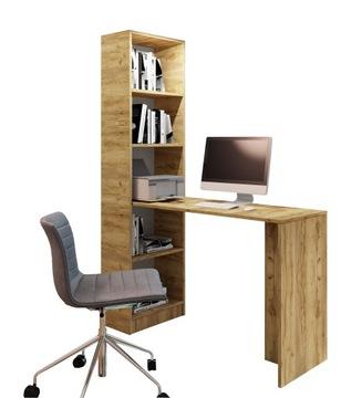 MATEO компьютерная школьная парта, книжный шкаф, столб
