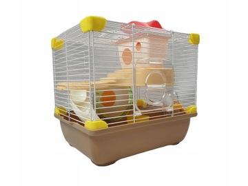 Клетка для грызунов хомяк мышка 29x22x30 см