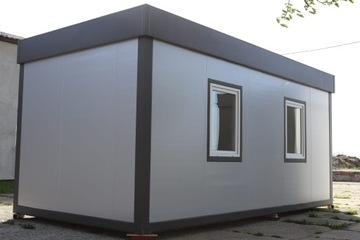 Офисный, социальный и жилой контейнер