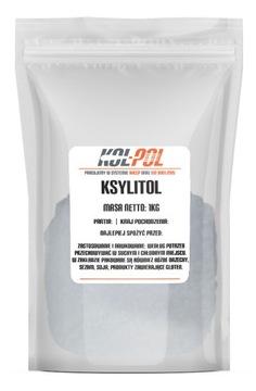 Сахар березовый ксилитол ксилитол 1кг 1000г