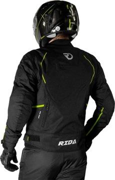 Куртка мотоциклетная текстильная meska туристическая, фото 8