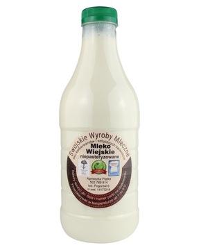 Молоко прямо от коровы 1л