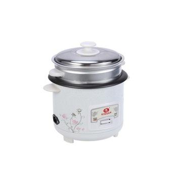 Многофункциональная бытовая мини-рисоварка, 2 л, 400 Вт