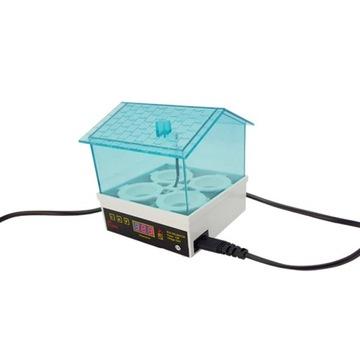 Инкубатор для птиц малого размера на 4 места Используется