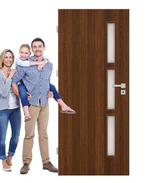 ERKADO Trio вариант межкомнатных дверей FRAME
