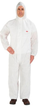 Костюм защитный 3М 4515 - белый М
