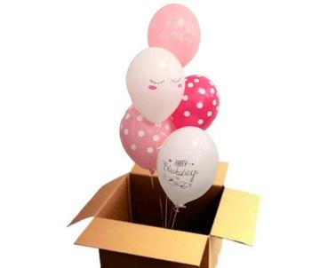 Pudlo Z Balonami Niska Cena Na Allegro Pl