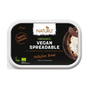 Naturli Vegan Margarine 225 г без: пальмового масла