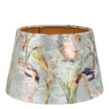 уникальный абажур, абажур птицы, диаметр крана 20см