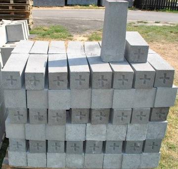 Геодезический бетонный пограничный пост