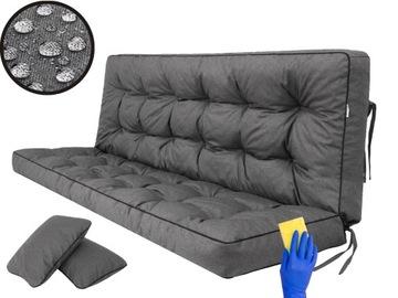 Подушка для качелей или садовой скамейки 180 см.