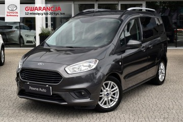 Ford Tourneo Courier Mikrovan Facelifting 1.0 EcoBoost 100KM 2019