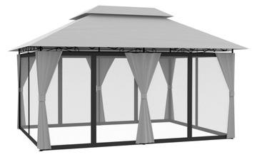 EVENT PAVILION Садовая палатка 3х4 с москитной сеткой