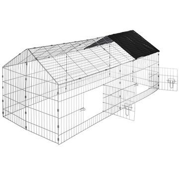 Манеж кроличья клетка с крышкой на крышу 402421