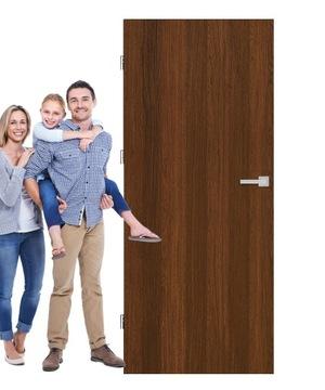 Межкомнатные двери Altamura Ekrado, вариант дверной коробки