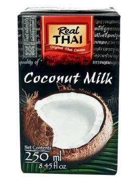Настоящее тайское кокосовое молоко 250 мл