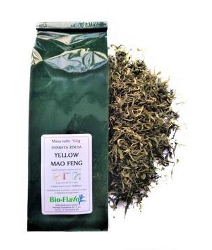 Желтый желтый чай Мао Фэн 100гр Bio-Flavo
