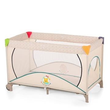 Раскладная детская кроватка, манеж Винни Пух
