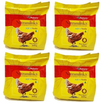 NIOSKA AQUA Nutraminka 2 кг витаминная смесь