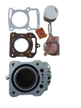 Zongshen bashan loncin 200 цилиндр поршень уплотнитель, фото 0