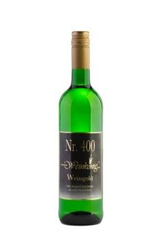 400 WEISSGOLD - белое сухое безалкогольное вино.