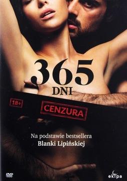 365 DNI [DVD] [BLANKA LIPIŃSKA] NOWOŚĆ