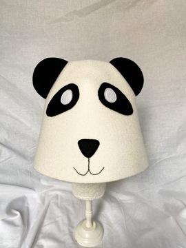 БЕСПЛАТНАЯ вышивка шляпа PANDA для сауны