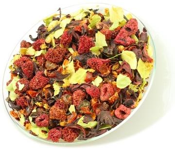 Укрепляющий чай LIPO МАЛИНА (50g)