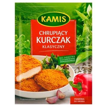 Панировочные сухари с курицей Kamis Crispy Classic 90 г