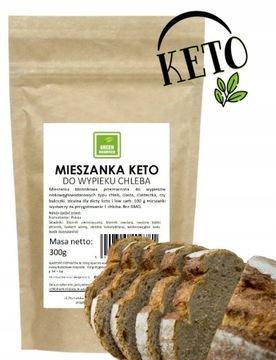 KETO BREAD Хлебная смесь с клетчаткой HIT 300 г