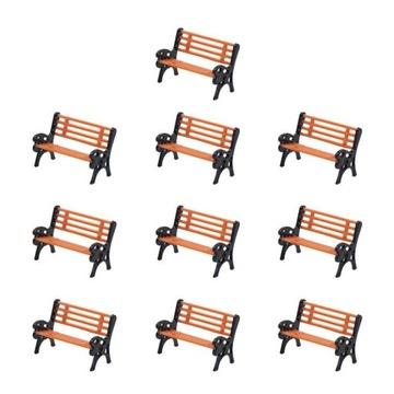 Стильная модельная скамейка для парка, для площадок