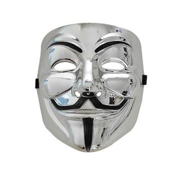 Maska Haker Przebrania Kostiumy Maski Allegro Pl