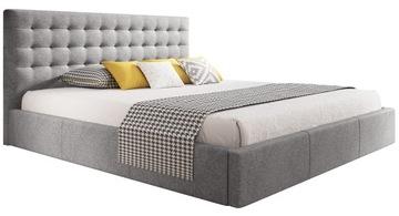 Кровать мягкая VERO 140x200 контейнер + каркас