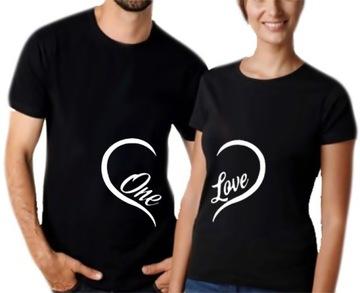 Koszulka Na Walentynki Niska Cena Na Allegro Pl