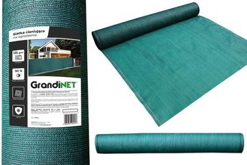МАСКИРОВКА 1.5x15m Green SHIELD WIND 90%