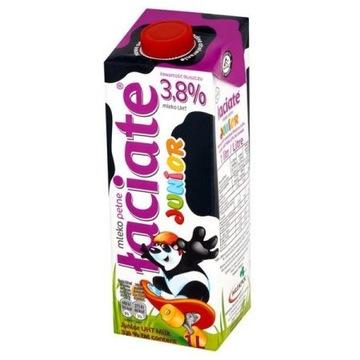 Молоко цельное UHT Юниор 3,8% 1 л