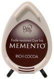 Memento Drop - Насыщенный какао - Чернильная подушка