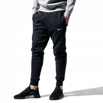 Spodnie Nike Bawełniane dresowe jogger S XL L tu M
